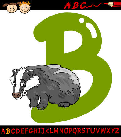 Image result for letter B skunk