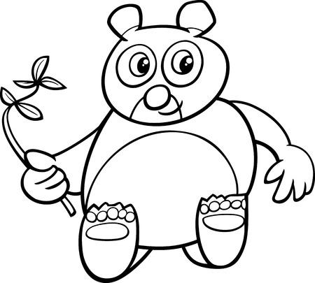 �  giant panda: