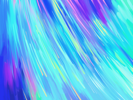 Digital Painting Abstract Textured Background for Creative Design