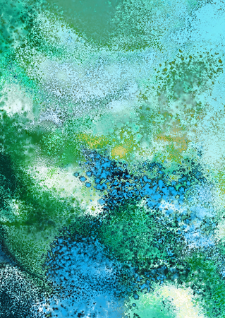Digital Abstract Textured Background Artwork for Creative Design Stock Photo