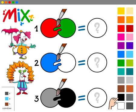 Aprende Los Colores, Los Niños Aprenden Los Colores, La Hoja De ...