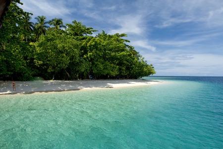 mer ocean: Clear Water Tropical Paradise Beach Ocean Crystal Sea sable