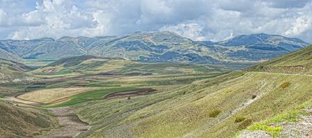 castelluccio Umbra Italy landscape view photo