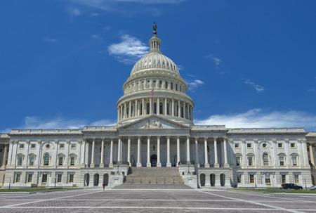 워싱턴에서 미국 국회 의사당