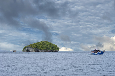 Raja Ampat Papua panorama landscape