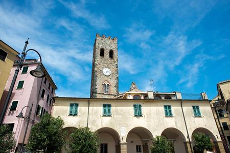 monterosso: monterosso cinque terre historical village