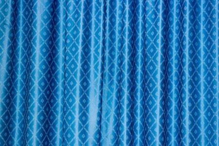 blue velvet: blue velvet fabric background texture detail Stock Photo