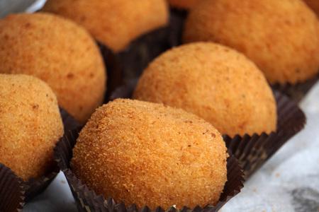 dettaglio sicilia arancini