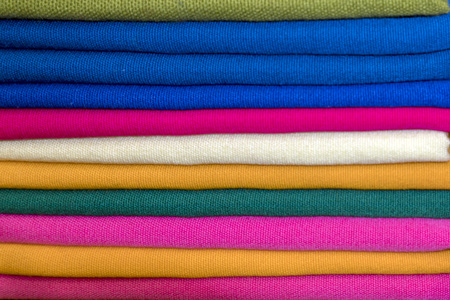 Various different colors silk cotton fabric cloth