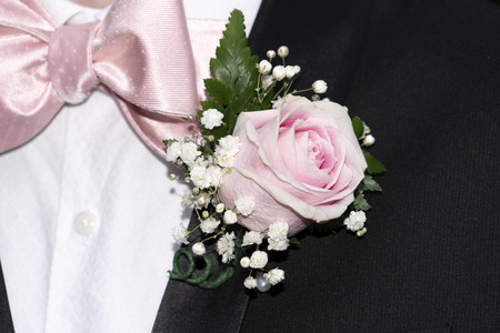 Prom young teenager boys and girls hands detail