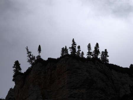 fanes dolomites mountains panorama landscape