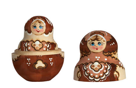 Matreshka Stockfoto