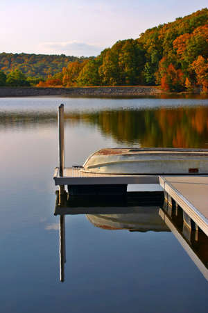Scenic view  Greenbrier State Park. Maryland Stock Photo