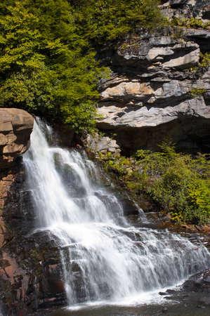 blackwater: Blackwater Falls, West Virginia, USA