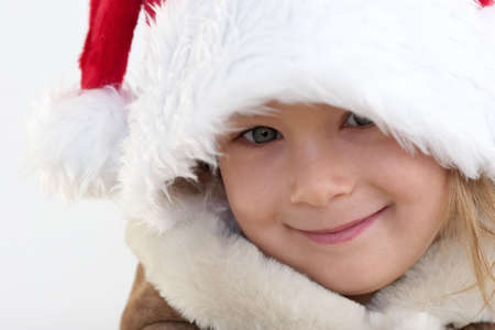 snegurochka: Christmas girl