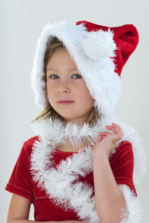 Little Santa photo
