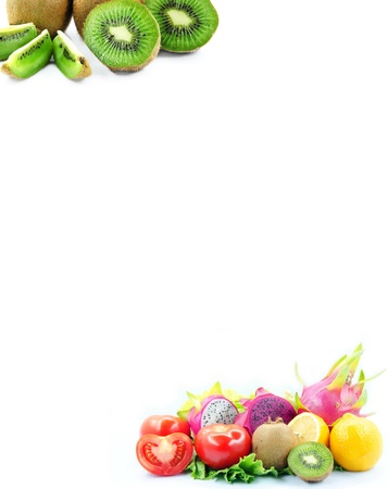 Most popular fruit in frame photo
