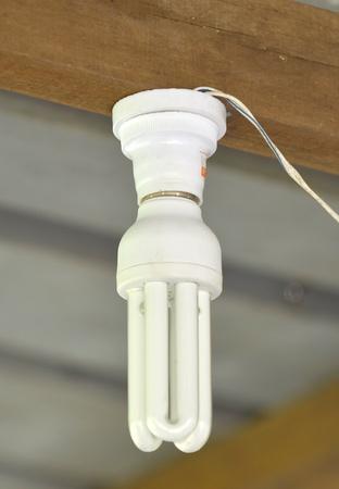 bombillo ahorrador: L�mpara de ahorro de energ�a