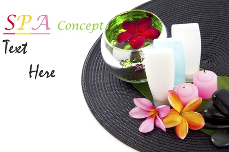 Spa details and concepts  photo