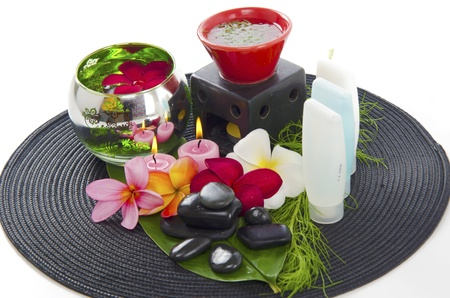 Spa details and concepts Stock Photo - 12933760