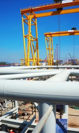 structural steel: Structural steel framework       Editorial