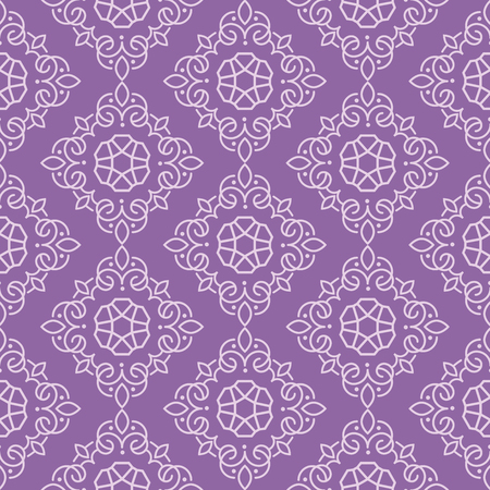 East Java seamless pattern background 12. Elegant luxury texture for wallpapers, backgrounds. Floral ornament.