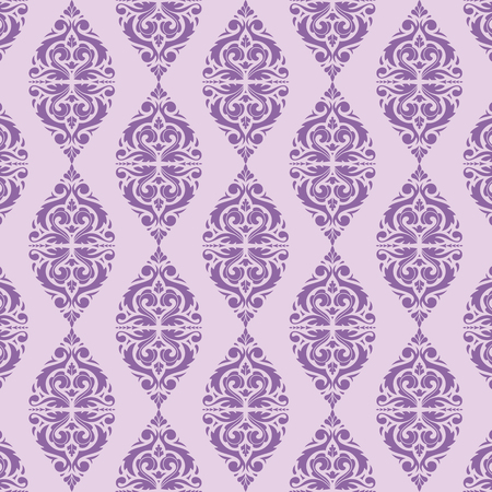East Java seamless pattern background 5. Elegant luxury texture for wallpapers, backgrounds. Floral ornament.