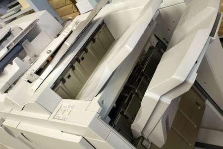 Style laser printer