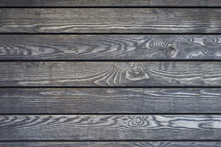 dark wooden board for background or texture.