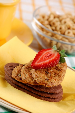 Cereal breakfast photo