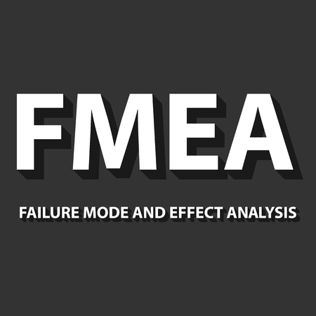 product design specification: illustration of background FMEA. FMEA is an analytical technique, which aims to identify potential sites of defects or faults in systems