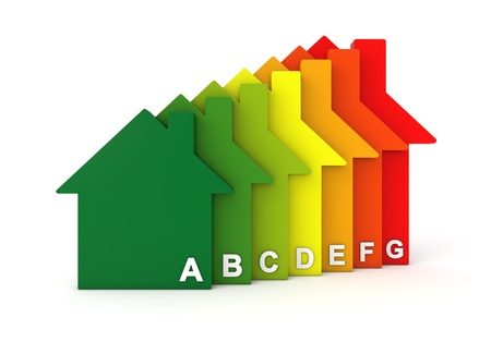 energy efficiency: Energy saving concept