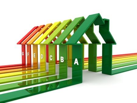eficiencia energetica: Concepto de ahorro de energ�a