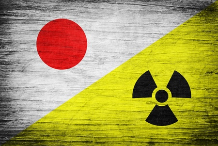 japan - nuclear disaster  photo