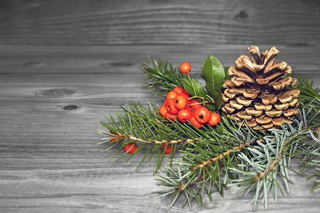 クリスマス カード 写真素材