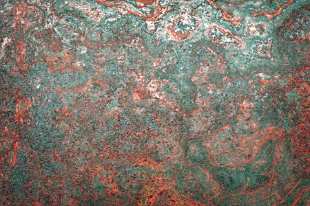 corroded: Colorful rusty background