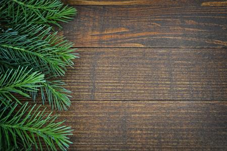 Weihnachtshintergrund Standard-Bild - 48511055