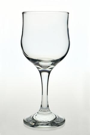 wineglass: Empty wineglass