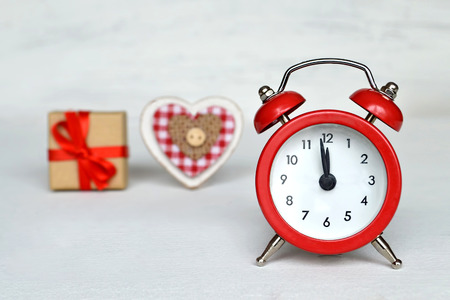 12 month old: Midnight clock, Christmas decoration and Christmas gift