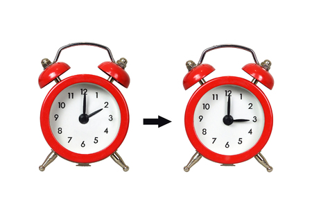 Daylight Saving Time, Summer Time change, Change your clocks