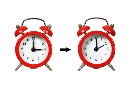 Daylight Saving Time, Winter Time change, Change your clocks