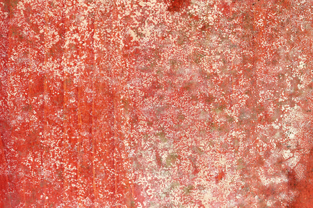 Mold on old wooden surface Stock Photo