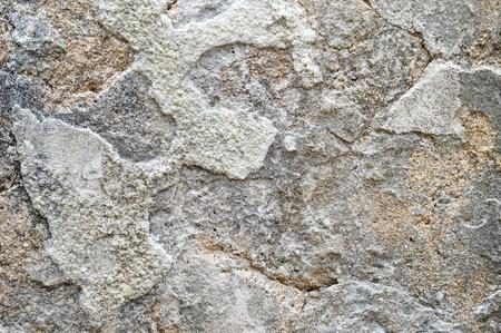 Stone wall texture Imagens