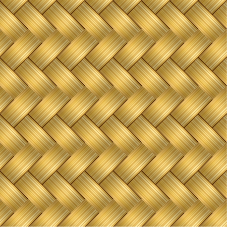 scaled: a seamless pattern of a weaved basket, can be scaled to any size  Illustration