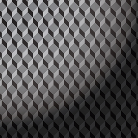 cuboid: A Cuboid abstract background ideal for wallpaper or business cards etc