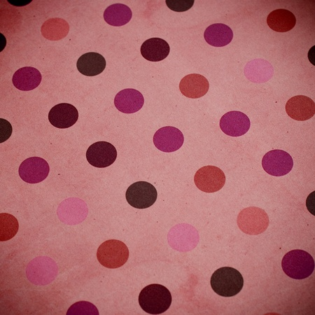 Polka Dot Background  photo