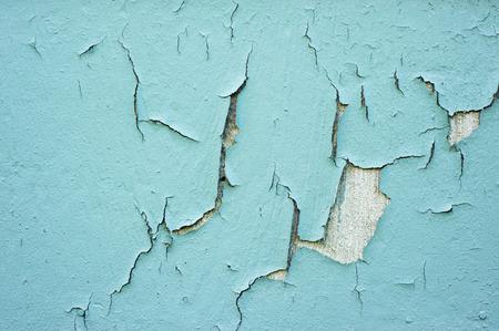 크래킹, 필링, 파란 페인트