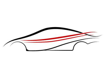 Car outline design
