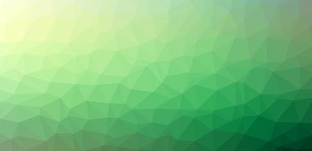 groene abstracte veelhoek achtergrond voor website en grafisch ontwerp