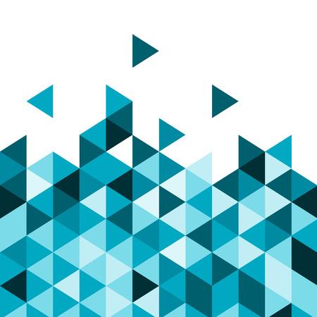 Polygone Résumé de fond sans soudure pour le site Web et imprimé graphique
